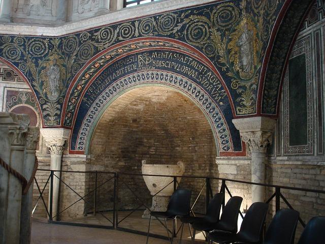 ravenna-italia-mosaikk